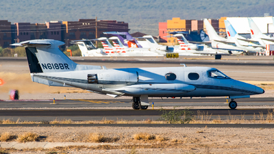N618BR - Gates Learjet 23 - Private