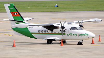 RP-C2428 - Let L-410UVP-E3 Turbolet - Ruposhi Bangla Airlines