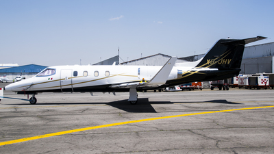 XB-JHV - Gates Learjet 29 - Private