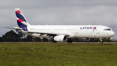 PT-MXB - Airbus A321-231 - LATAM Airlines