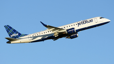 N307JB - Embraer 190-100IGW - jetBlue Airways