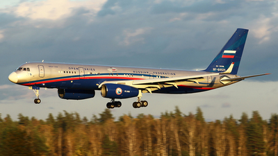 A picture of RF64525 - Tupolev Tu214ON -  - © Airyura