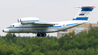 RF-72029 - Antonov An-72 - Russia - Navy