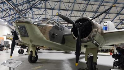L8756 - Bristol Blenheim Mk.IV - United Kingdom - Royal Air Force (RAF)