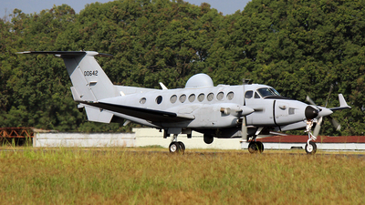 09-00642 - Beechcraft MC-12W Huron - United States - US Army