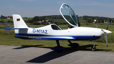 D-MYAZ - Impulse Aircraft 100 - Private
