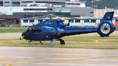 HB-ZLT - Eurocopter EC 130B4 - Private
