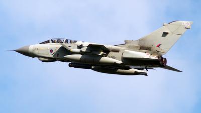 ZA369 - Panavia Tornado GR.4A - United Kingdom - Royal Air Force (RAF)