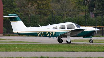 PH-SPF - Piper PA-28RT-201T Turbo Arrow IV - Private