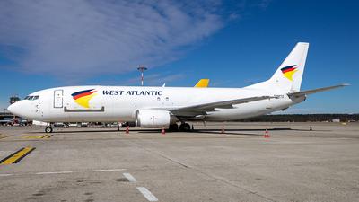 G-NPTZ - Boeing 737-436(SF) - West Atlantic Airlines