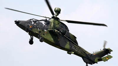 74-08 - Eurocopter EC 665 Tiger - Germany - Army