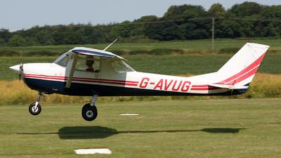 G-AVUG - Reims-Cessna F150H - Private