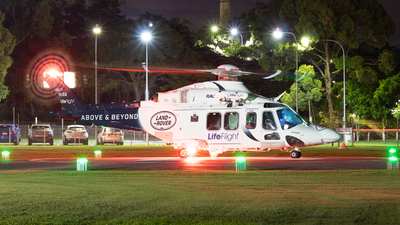VH-XIA - Agusta-Westland AW-139 - LifeFlight Australia