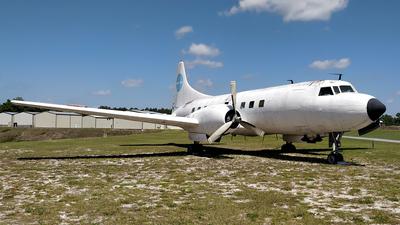 N1022C - Convair CV-240 - Private