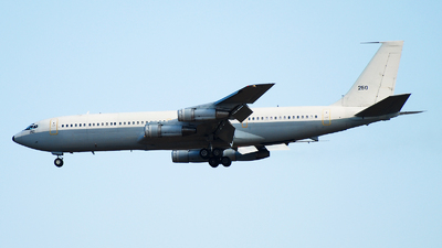 250 - Boeing 707-331C - Israel - Air Force