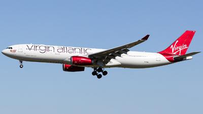 G-VINE - Airbus A330-343 - Virgin Atlantic Airways