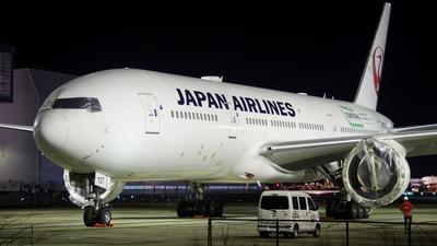 A picture of JA707J - Boeing 777246(ER) - [32894] - © jaga