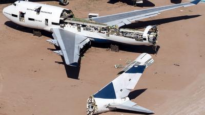 N667US - Boeing 747-451 - Untitled