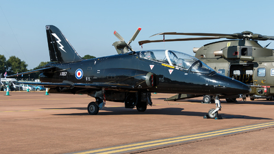 XX157 - British Aerospace Hawk T.1A - United Kingdom - Royal Navy