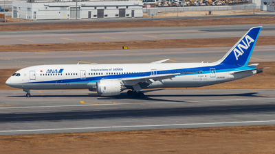 JA883A - Boeing 787-9 Dreamliner - All Nippon Airways (Air Japan)