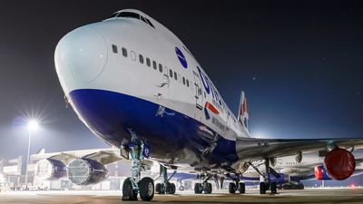 A picture of GCIVZ - Boeing 747436 - [28854] - © mark p