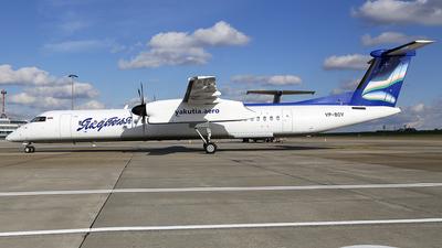 VP-BOV - Bombardier Dash 8-Q402 - Yakutia Airlines