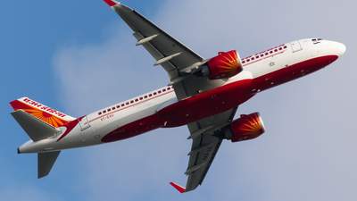 VT-EXU - Airbus A320-251N - Air India