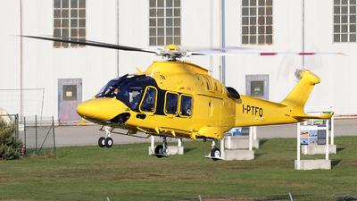 I-PTFQ - Agusta-Westland AW-169 - Alidaunia Società di Navigazione Aerea