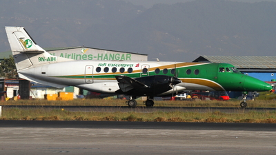 A picture of 9NAIH - BAe Jetstream 41 - Yeti Airlines - © Robin Frosch
