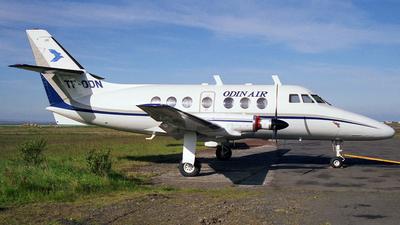TF-ODN - Handley Page Jetstream HP 137 - Odin Air