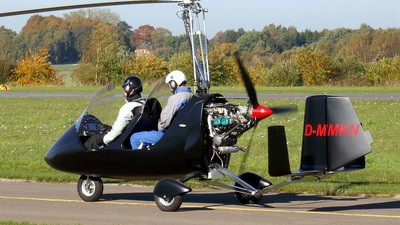 D-MMKN - AutoGyro Europe MT-03 Eagle - Private