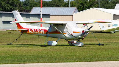 N3429V - Cessna 150M - Private