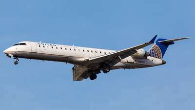 N161GJ - Bombardier CRJ-701 - United Express (GoJet Airlines)