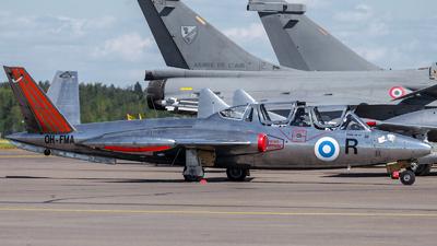 OH-FMA - Fouga CM-170 Magister - Private