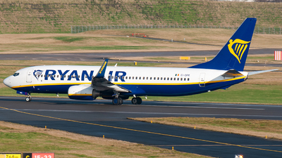 EI-DPK - Boeing 737-8AS - Ryanair