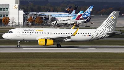 A picture of ECMQE - Airbus A320232 - Vueling - © Domi Einert