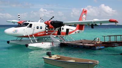 A picture of 8QTMV - De Havilland Canada DHC6300 Twin Otter - Trans Maldivian Airways - © DarrenWilson