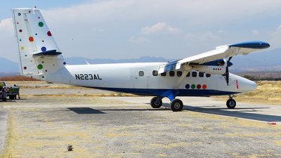 N223AL - De Havilland Canada DHC-6-200 Twin Otter - Win Win Aviation