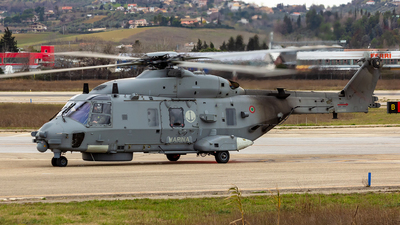 MM81606 - NH Industries SH-90A - Italy - Navy