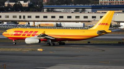 A picture of DALMD - Airbus A330243F - DHL - © Xiamen Air 849 Heavy