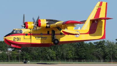C-GBPD - Canadair CL-215-1A10 - Viking Aircraft