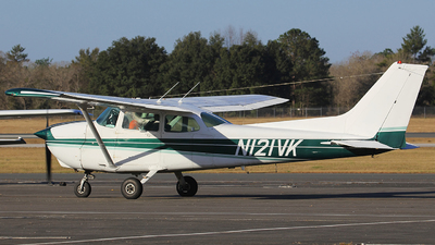 N121VK - Cessna 172K Skyhawk - Ocala Aviation Services