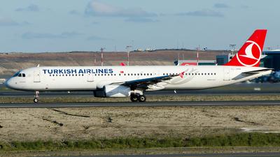 A picture of TCJMM - Airbus A321231 - [2916] - © Alp AKBOSTANCI