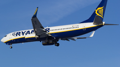 EI-DHH - Boeing 737-8AS - Ryanair