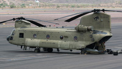 06-08718 - Boeing CH-47F Chinook - United States - US Army