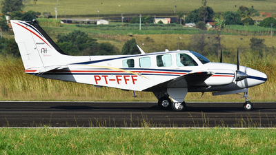 PT-FFF - Beechcraft 58 Baron - Private