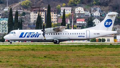 VQ-BMD - ATR 72-212A(500) - UTair Aviation