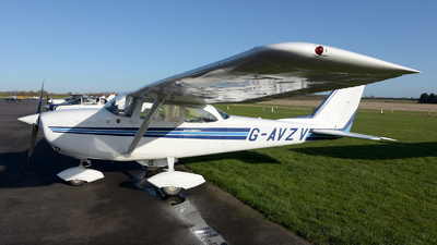 G-AVZV - Cessna 172H Skyhawk - Private