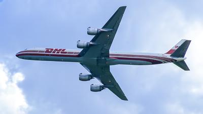 N805DH - Douglas DC-8-73(AF) - DHL Cargo