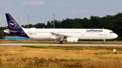 A picture of DAIDM - Airbus A321231 - Lufthansa - © Sebastian Sowa